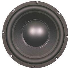 Omnes Audio W8-670Z Subwoofer Bass Tieftöner Langhub...