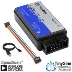 TinySine USBi JTAG SigmaStudio DSP Programmer Audio Board für ADAU1701 TSA1701